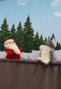 Кукольный театр «Зимняя сказка»