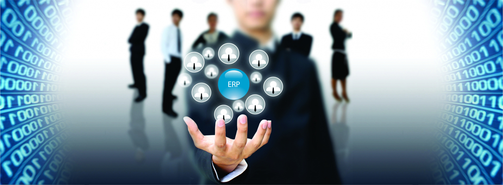 Human resources management banner