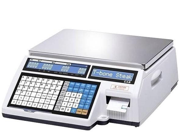 инструкция Cas Cl5000 img-1