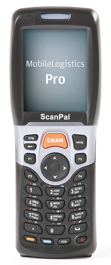 Honeywell ScanPal RUS
